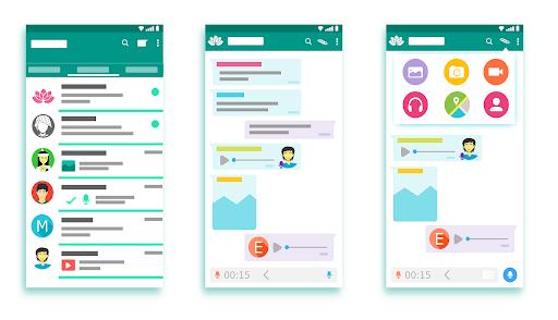aplicaciones de mensajería instantánea | difadi.